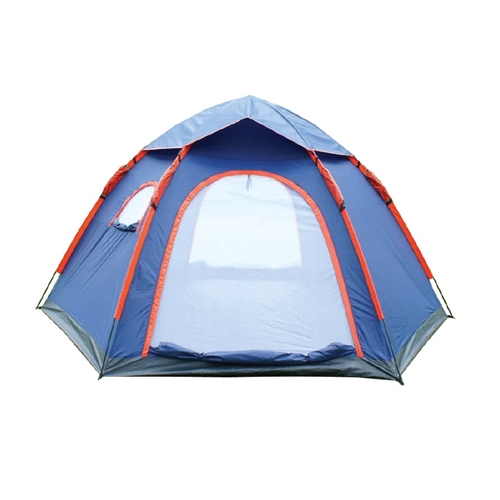 אוהל בין רגע 8 אנשים משפחתי אמגזית