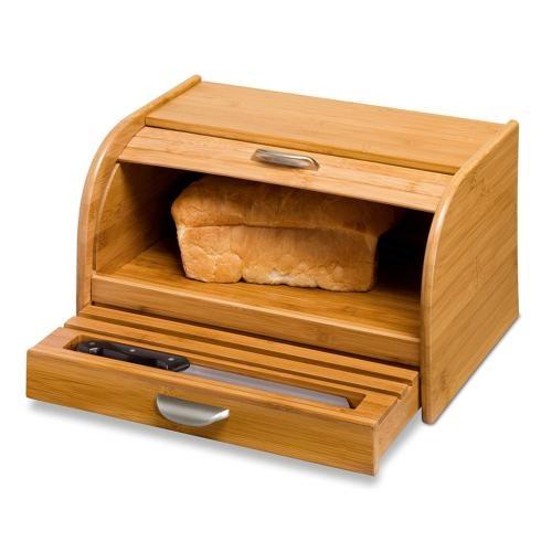 ארגז לחם במבוק דגם KCH-01081 מבית HONEY CAN DO ארה