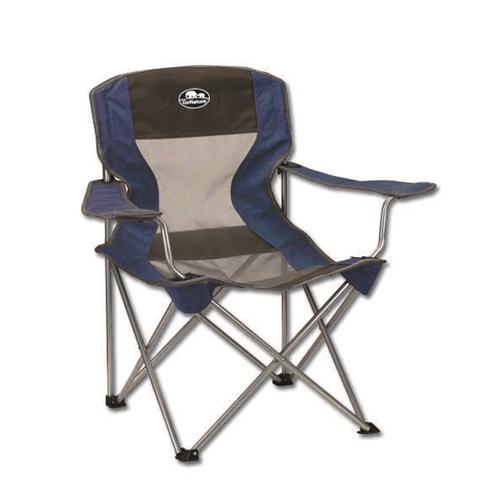 כסא שטח איכותי דגם Air Flow המשולב עם רשת אוורור