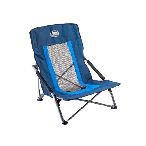 כסא שטח איכותי דגם Ocean Chair בעלת מסגרת פלדה