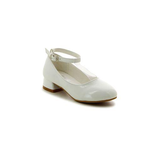 נעלי בובה רצועה שקופה לילדות