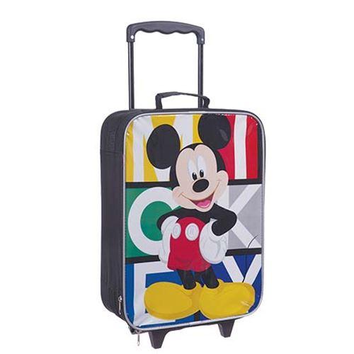 מזוודת טרולי לילדים לטיולים ונסיעות -  מיני מאוס