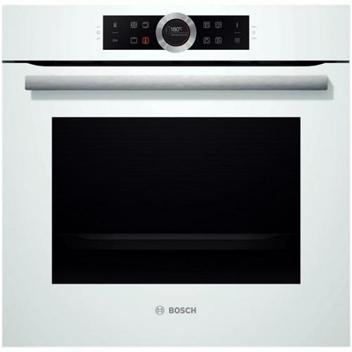 תנור בנוי לבן 71 ליטר Bosch דגם HBG634BW1