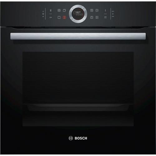תנור בנוי שחור 71 ליטר Bosch דגם HBG634BB1