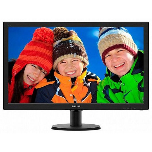 מסך מחשב Philips 243V5QHSBA 23.6