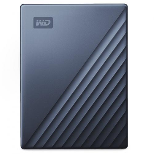 כונן פנימי WD My Passport Ultra 2TB - כחול