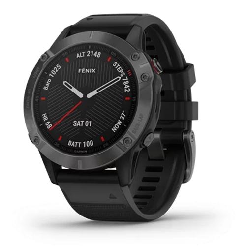 שעון דופק מולטי ספורט דגם FENIX 6 Sapphire