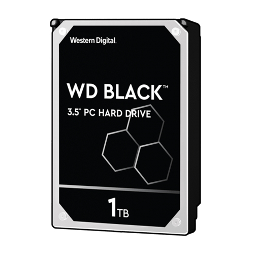 "כונן פנימי Western Digital WD1003FZEX 3.5"" BLACK 1"