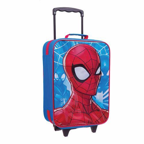 מזוודת טרולי לילדים לטיולים ונסיעות -  ספיידרמן