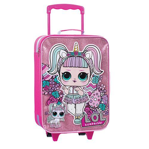 מזוודת טרולי לילדים לטיולים ונסיעות -  LOL