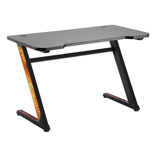 שולחן גיימינג מקצועי שחור SPARKFOX LUMI GMD02-1