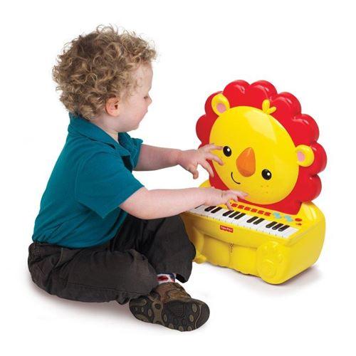 פסנתר אריה אלקטרוני עם 15 מנגינות ואפשרות הקלטה