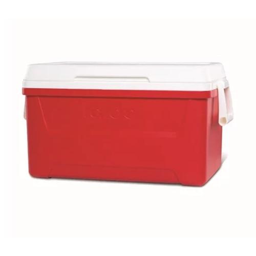 צידנית אדומה קשיחה 45.5 ליטר דגם IGLOO LAGUNA 5006