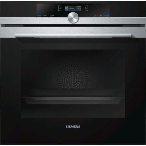 תנור אפיה בנוי 71 ליטר בגימור נירוסטה HB634GBS1