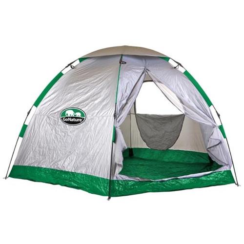 אוהל בן רגע ל-6 One Touch מבית GO NATURE