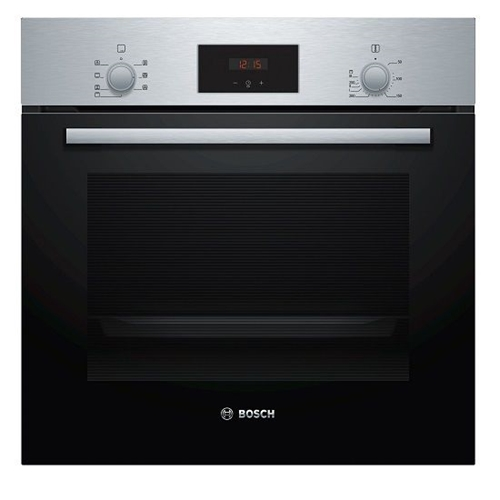 תנור בנוי נירוסטה 66 ליטר Bosch דגם HBF114BR0Y