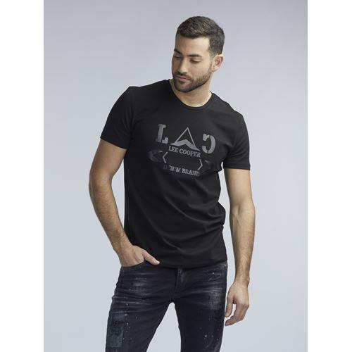 חולצת טי בייסיק שחורה