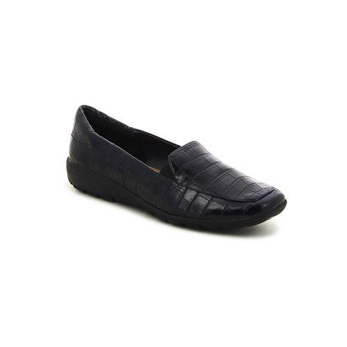 ABRIANA נעלי נוחות מוקסין קרוקו