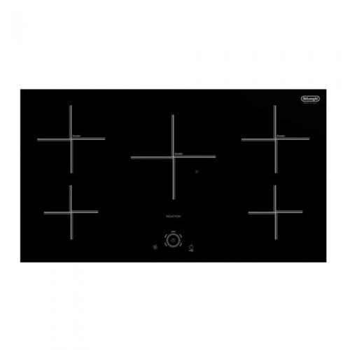 כיריים אינדוקציה 5 להבות DeLonghi דגם NDI497