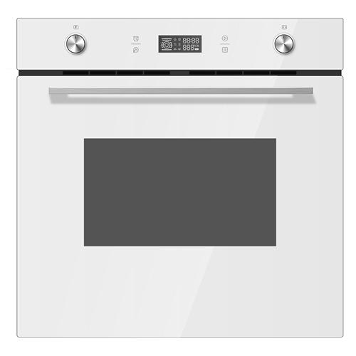 תנור בנוי דיגיטלי לבן מהמם וחדשני SAUTER S6170W