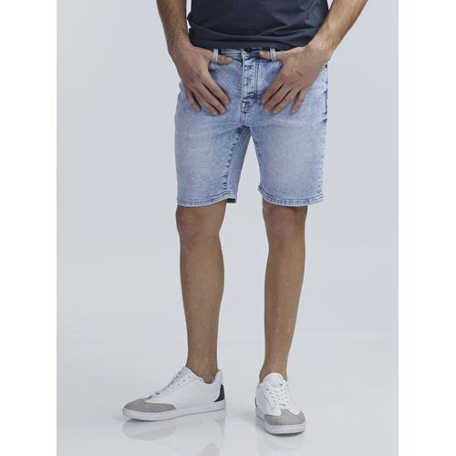 ברמודת ג'ינס אורך ברך