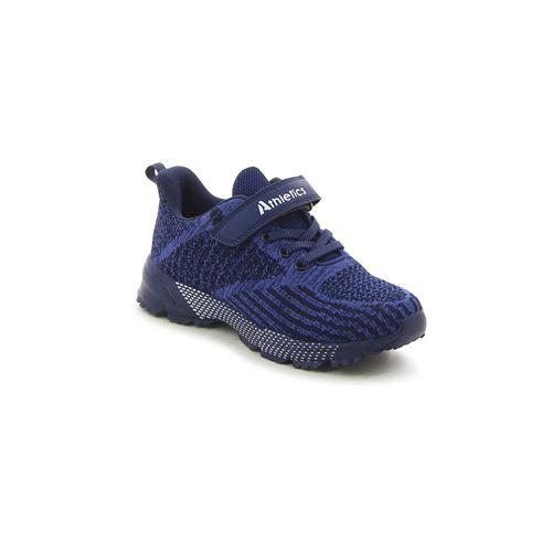 נעלי ספורט סרוגות עם סקוץ'