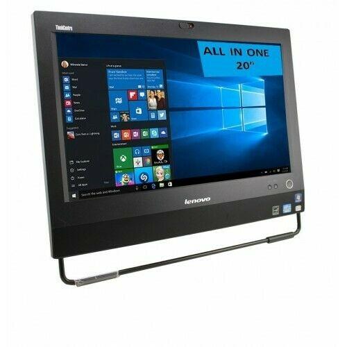 """מחשב שולחני All-in-One מסך """"20 M71z מבית LENOVO"""
