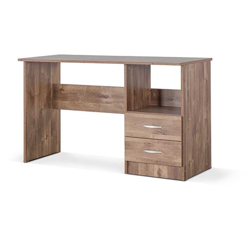 שולחן מחשב / כתיבה 2 מגירות תוצרת רהיטי יראון