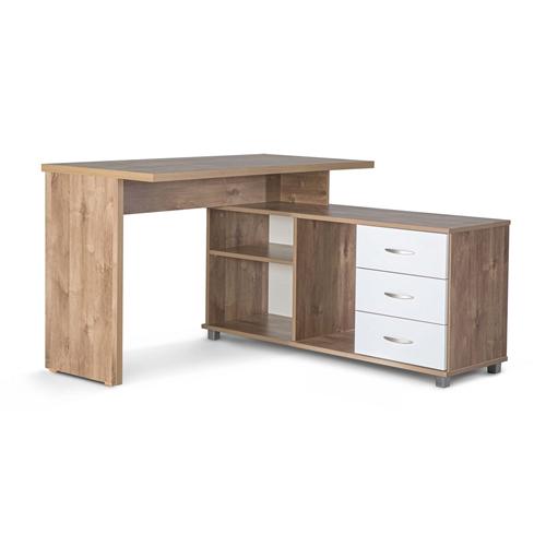 שולחן מחשב / כתיבה פינתי תוצרת רהיטי יראון