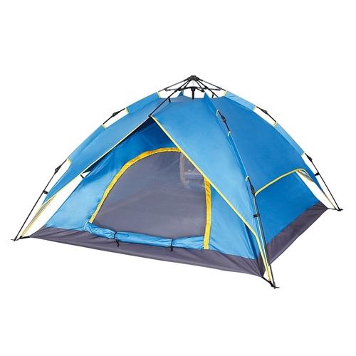 אוהל וצילייה פתיחה מהירה 4 אנשים עמיד במים