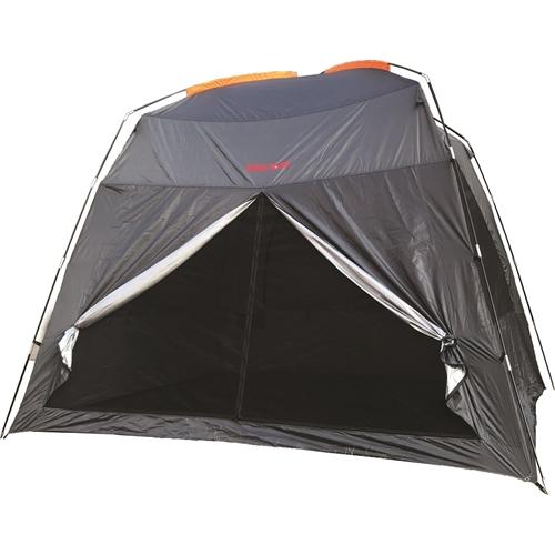 אוהל 8 אנשים גדול עמידה 3 חלונות ופתח כניסה