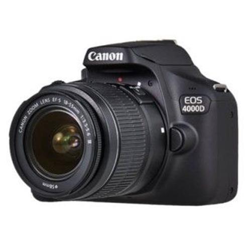 מצלמה רפלקס Canon EOS 4000D+18-55mm III
