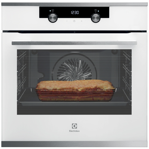 תנור בנוי לבן Electrolux EOH7427V