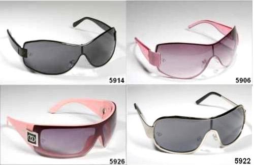 משקפי שמש אופנתיות Fashiontv