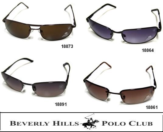 משקפי שמש אופנתיים לבחירה  1 מ-4 דגמים POLO