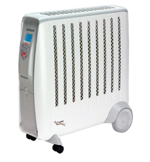 רדיאטור 2000W כולל צג LCD דגם CDE2ECC