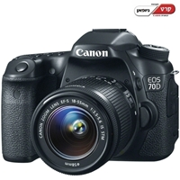CANON EOS 700D + 18-135IS STM