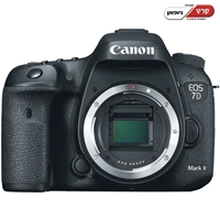 מצלמת רפלקס 20.2MP דגם Canon 7D Mark II