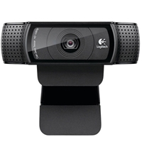 מצלמת רשת HD Pro Webcam C920 Mic תוצרת Logitech