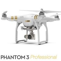 רחפן Phantom 3 Professional מבית DJI
