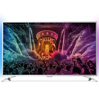 "טלוויזיה ""55 LED Android Smart TV דגם: 55PUS6501"