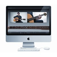 מחשב Apple iMac All in one גודל 24""