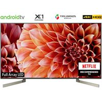 טלוויזיה 55'' LED 4K Android  דגם: KD-55XF9005BAEP