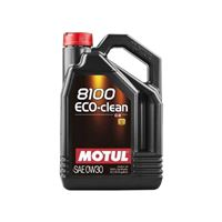 שמן MOTUL ECO CLEAN 0W 30 5L