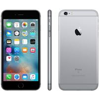 סמארטפון iPhone 6s Plus 64GB אפור מבית Apple מוחדש