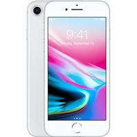 סמארטפון iPhone 8 64GB כסף מבית Apple מוחדש