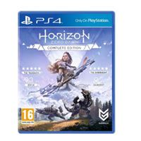 הלהיט HORIZON ZERO DAWN COMPLETE EDITION ל-PS4
