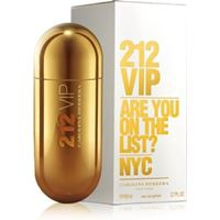 בושם לאשה Carolina Herrera 212 VIP E.D.P 80ml