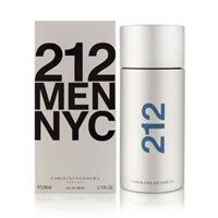212 NYC Man Carolina Herrera E.D.T. 100ml בושם לגבר