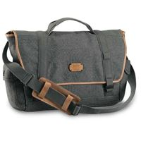תיק צד LIVELY UP™ LEATHER MESSENGER